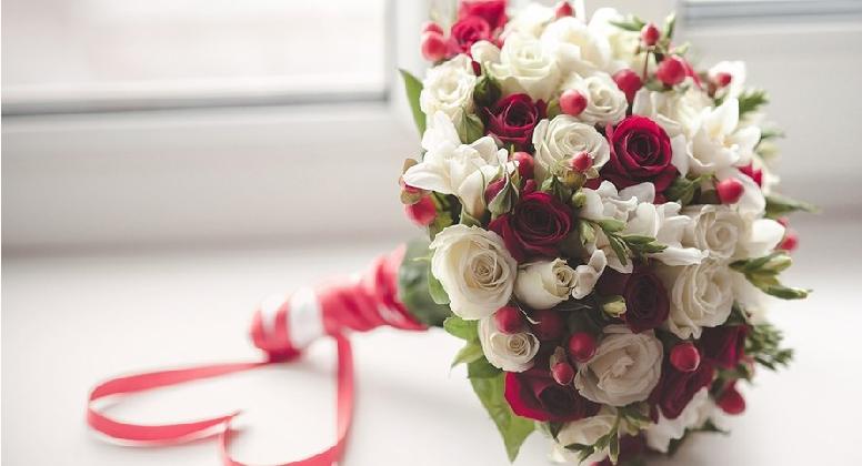 Свадебные букеты от лучших флористов!