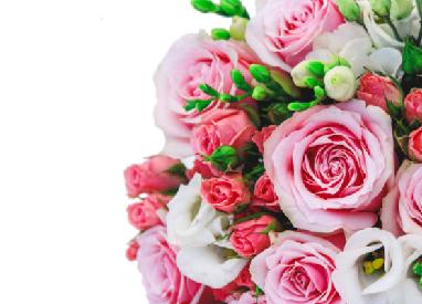 Розы для вас!